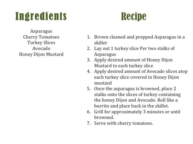 Turkey & Avocado